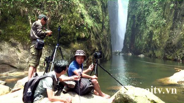 Đối với nhiếp ảnh gia thì thác Rồng là một địa điểm rất đặc biệt, để họ tạo ra những tác phẩm nghệ thuật ấn tượng