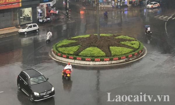 Ngày 17/9, Lào Cai tiếp tục có mưa rào và dông rải rác. (Ảnh minh họa)