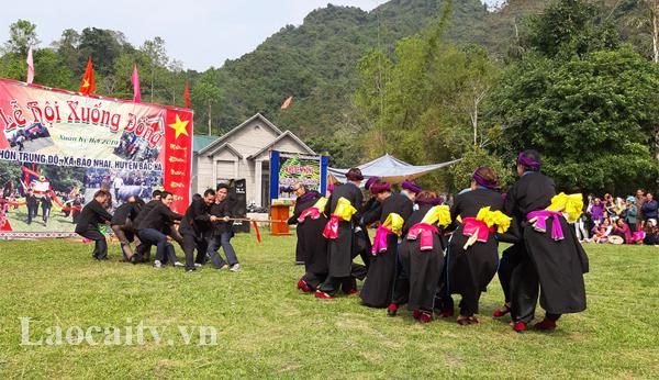 Nghi lễ và trò chơi kéo co của người Tày được công nhận là Di sản văn hóa phi vật thể đại diện của nhân loại.