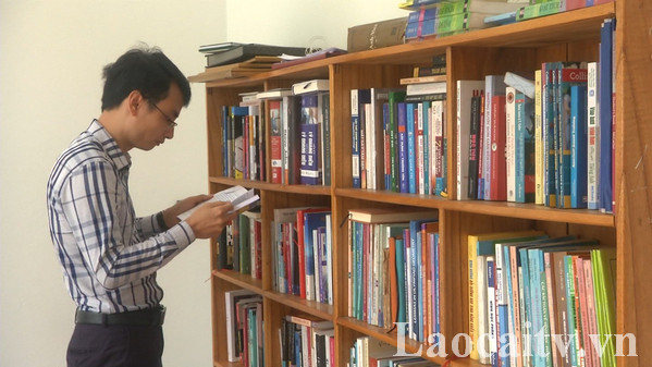 Hình thành thói quen đọc sách trong thời gian nghỉ phòng, chống dịch Covid-19