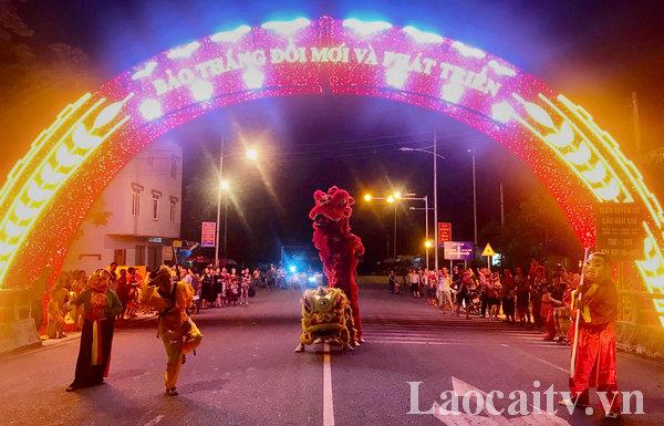 Lễ hội Trăng rằm 2019 tại huyện Bảo Thắng hứa hẹn sẽ có nhiều hoạt động hấp dẫn. (Ảnh: Thu Hương)